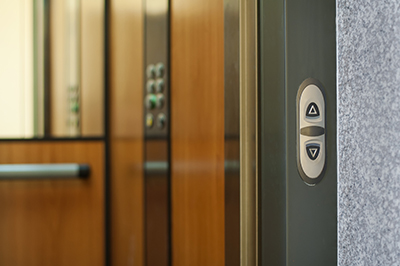 image of an elevator