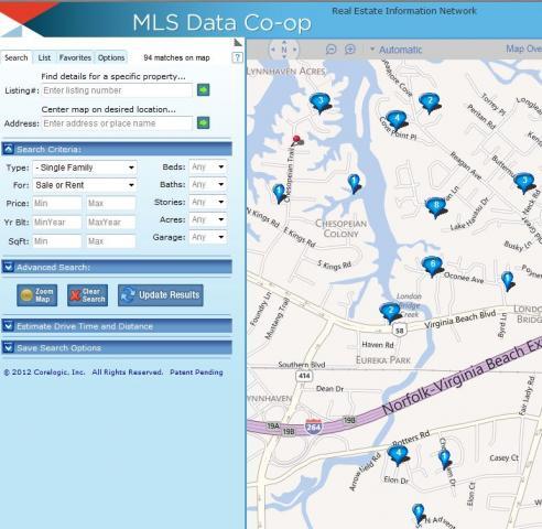 data co-op screenshot