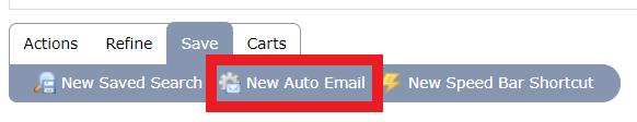 Matrix Auto Emails