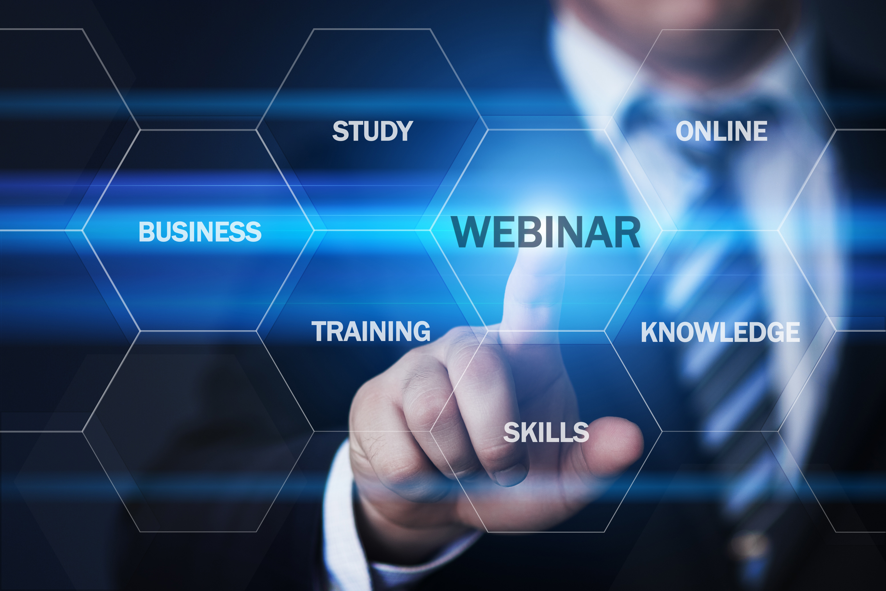 Webinar & Training image